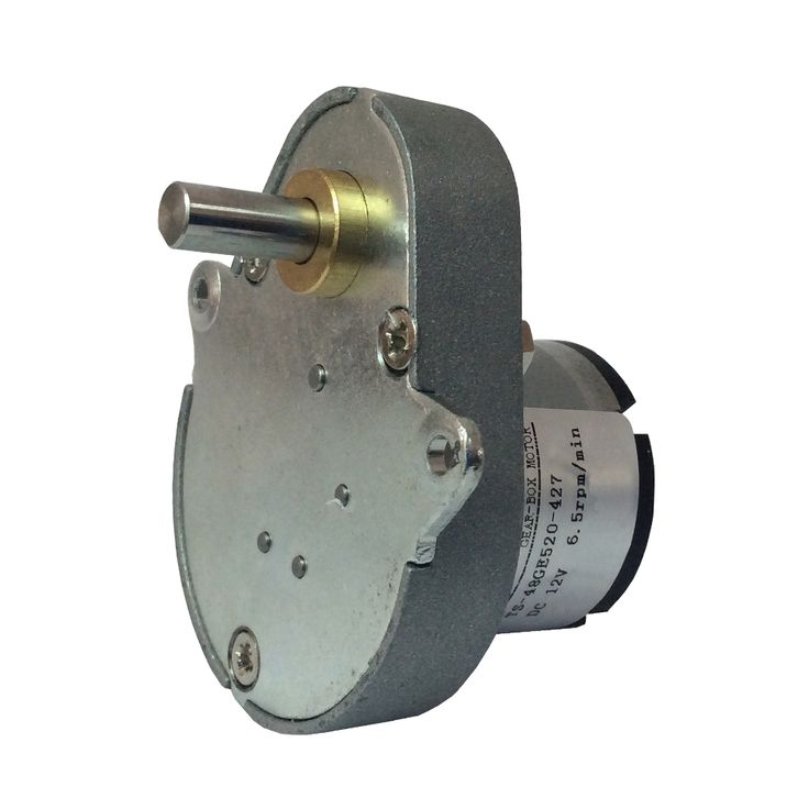 Strong Box DC Gear Boxes Motor,12VDC Boxing Gear Motor, 6.5RPM Vending Machine Micro Motor