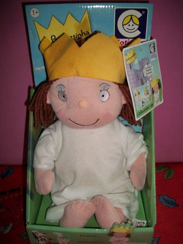 Boneca A Princesinha - Grande - Cotiplas - Discovery Kids - R$ 44,99 no MercadoLivre