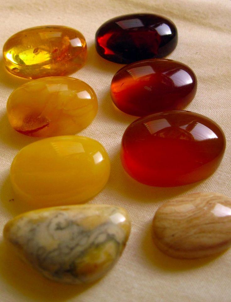 "Amber from Poland, (ámbar de Polonia) - precious ""stone"" from Baltic Sea"