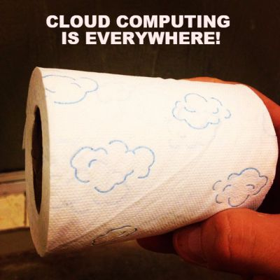 Cloud Computing - You Will Never Guess What's Now in the Cloud....