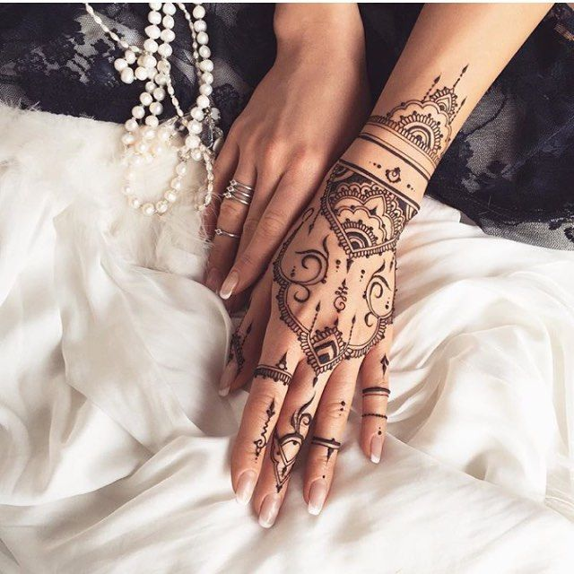 Henna Tattoos Everything You Need To Know 100 Great: Instagram Photo By Muslimah Apparel Things™ • Dec 4, 2015