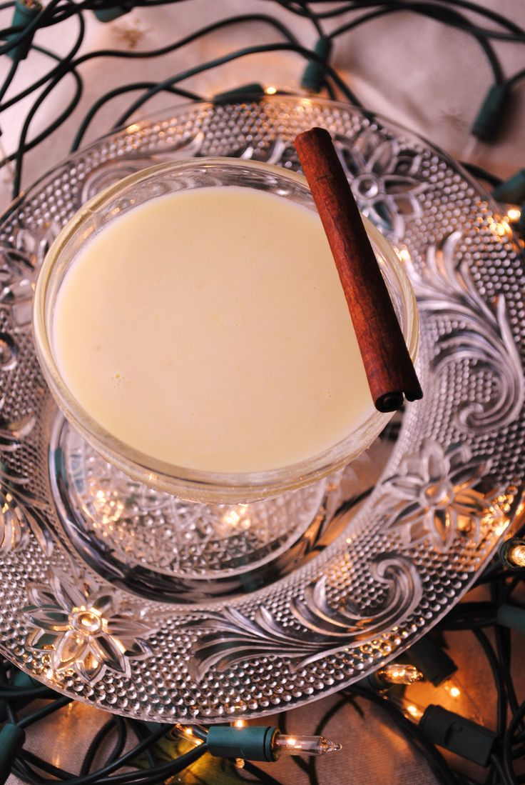 Rompope  - Mexican Eggnog.  Please check out this site... Sweet Life site for lots of great Mexican food recipes!