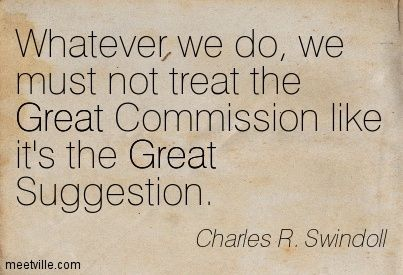 missionary quotes | 71 Famous Missionary Quotes – The Great Commission Call