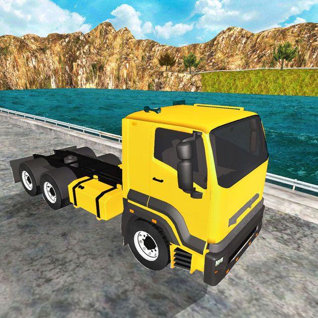 #NEW #iOS #APP Offroad Legends Truck Driving Simulator Games - Muhammad Ahmad