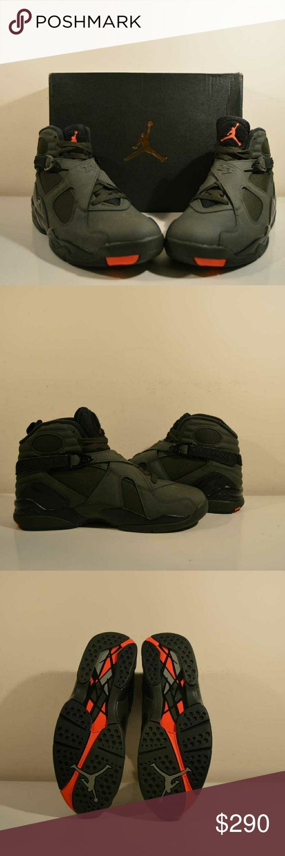 Air Jordan VIII retro Air Jordan VIII retro  size 9.5 Nike Shoes Sneakers
