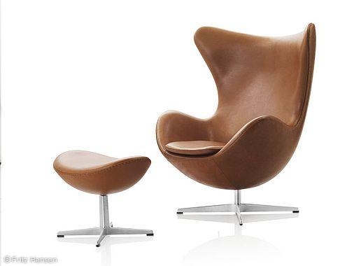 Arne Jacobsen Egg Chair Arne Jacobsen Originally Designed The Egg For The  Lobbyu2026