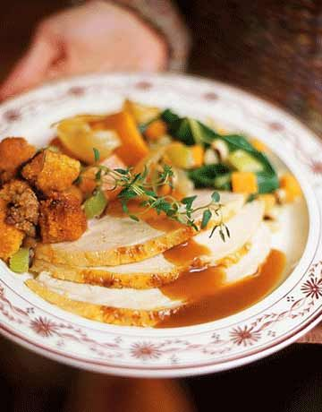 Traditional Thanksgiving Menu - Southern Thanksgiving Menu Ideas - Country Living