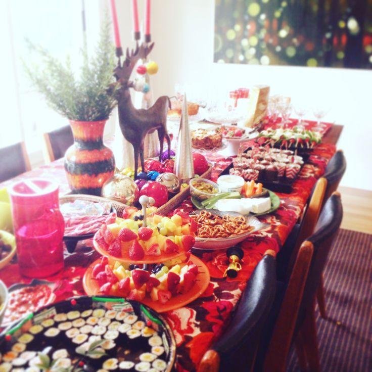 Christmas Celebration styled by Chris Bellamy