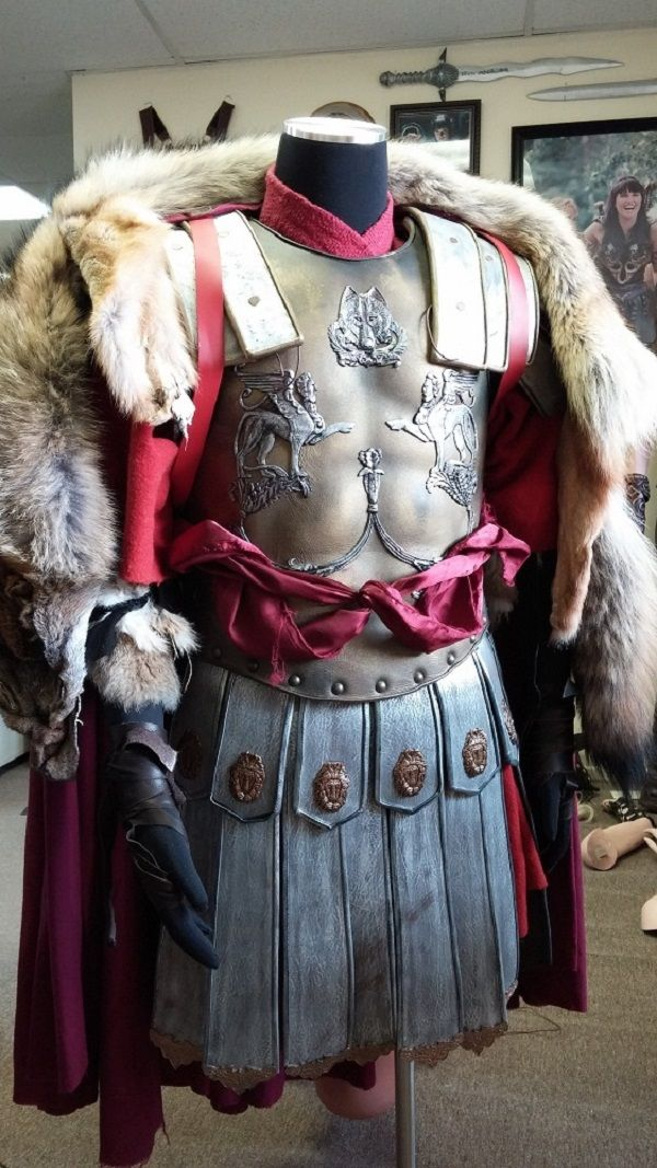Todd's Costumes  - Gladiator Costume| General Maximus| Battle of Germania, $2,999.95 (http://www.toddscostumes.com/costumes/gladiator-movie-costumes/gladiator-costume-general-maximus-battle-of-germania/)