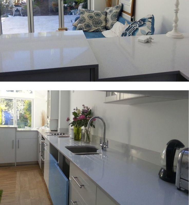 Resin Kitchen Worktops