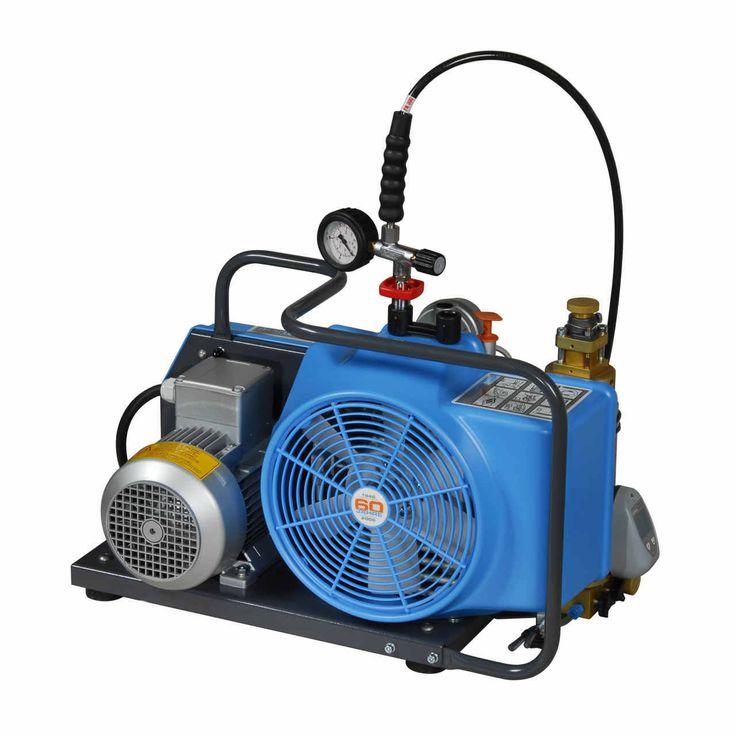 Junior II Medium Duty High Pressure Compressor - Pro-Diving Services