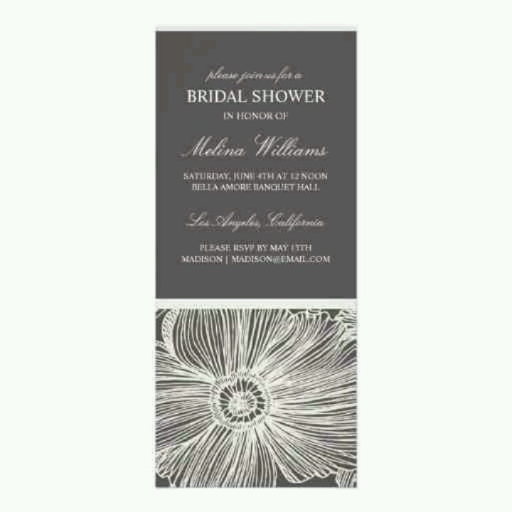 pink black and white bridal shower invitations%0A Garden Bridal Showers  Vintage Gardening  Bridal Shower Invitations  Hot   Bachelorette Party Invites