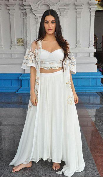Amyra Dastur in an Ek Soot ensemble