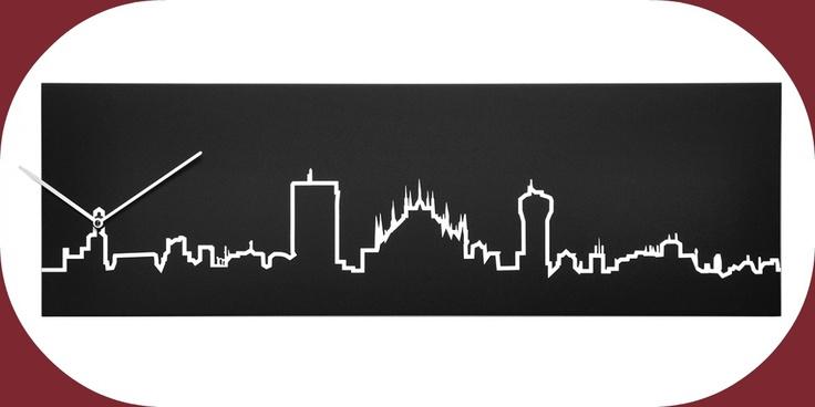 Orologio Skyline by Progetti