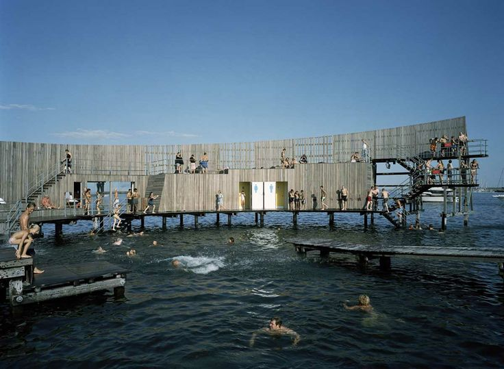 Kastrup Sea Bath by White arkitekter