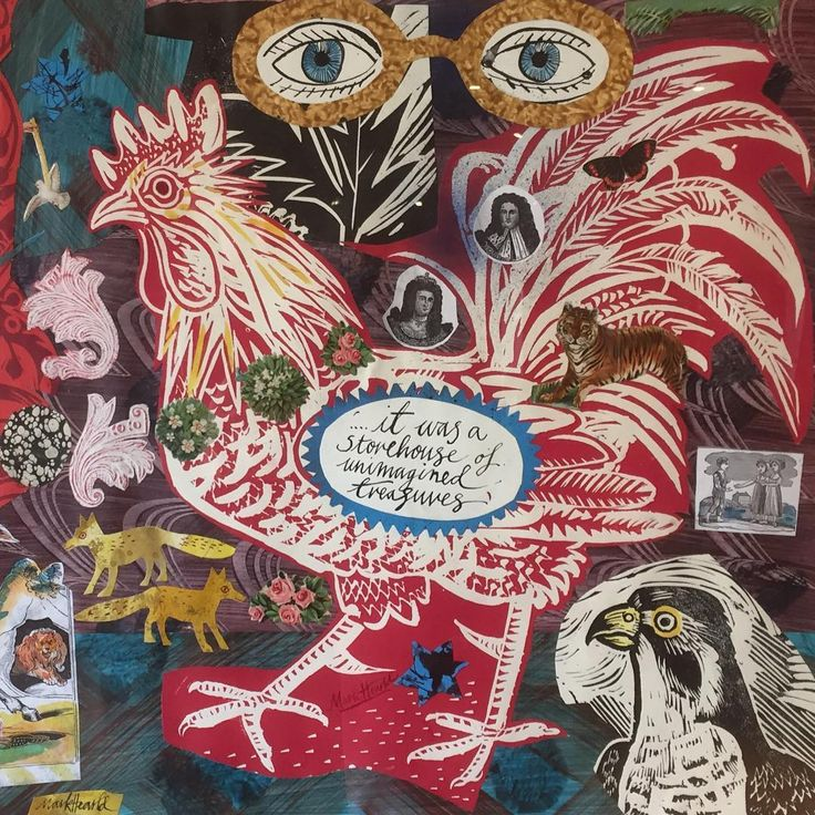 So pleased I managed to visit The Lumber Room at York Art Gallery curated by Mark Hearld. A visual delight. #unimaginedtreasures #thelumberroom #markhearld #yorkartgallery
