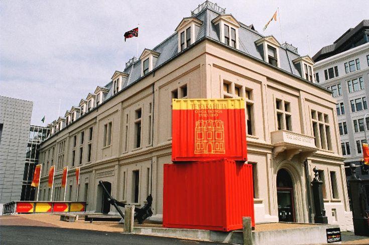 Museum of Wellington City & Sea Reviews : Wellington places to visit