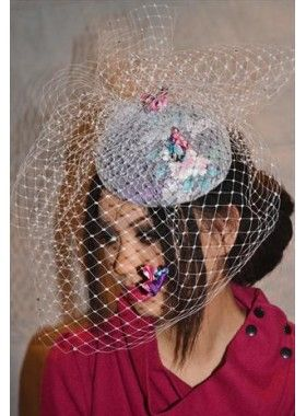 Oh What A Hat Enchanted Bride. Buy @ http://thehubmarketplace.com/Oh-What-A-Hat-Enchanted-Bride
