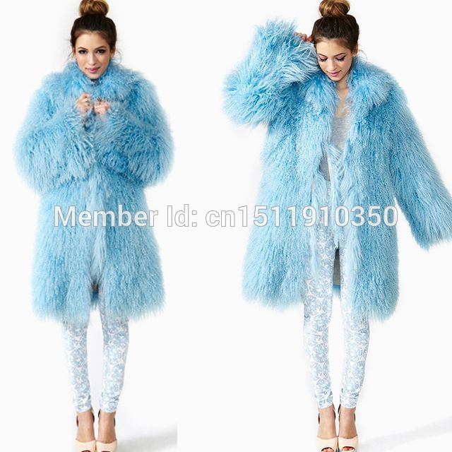 SJ001-01 New Arrival Hot Sale Women Winter Fur Coat/Mongolian Lamb Real Fur Women Coats Russia 2015 Price on the app: US $300.19 US $303.99 /piece click the link to buy http://goo.gl/YJxPC6