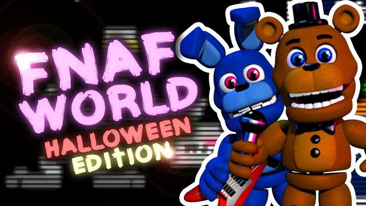 fnaf 4 halloween update easter eggs