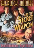 Sherlock Holmes and the Secret Weapon [DVD] [English] [1942]
