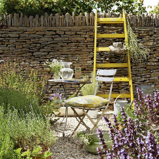 Herb garden | Garden design | Pot plants | Image | Housetohome