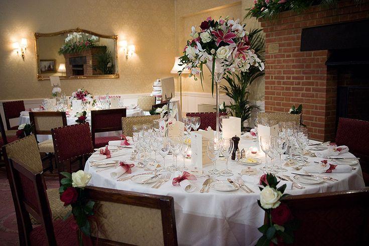 Tylney Hall - Wedding venues in Hampshire