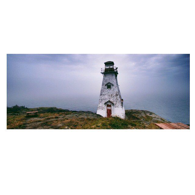 This shot of a Nova Scotian lighthouse? Yes please. #BeautifulCanada