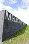 melbourne museum signage