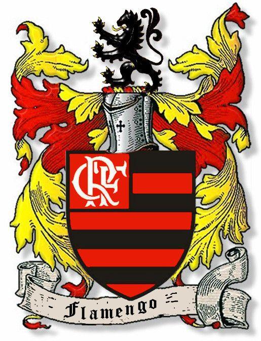 Meu escudo - My Coat of Arms of Clube de Regatas do Flamengo