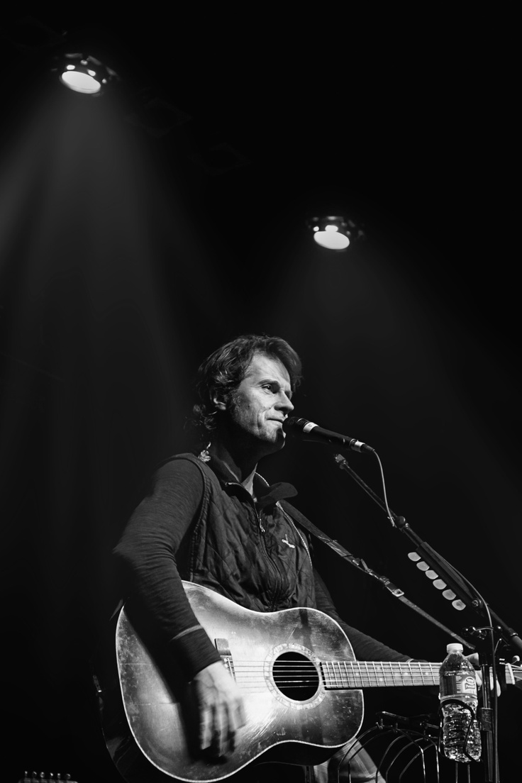 In honor of Blue Rodeo Day, here is a shot I took recently of Jim Cuddy.