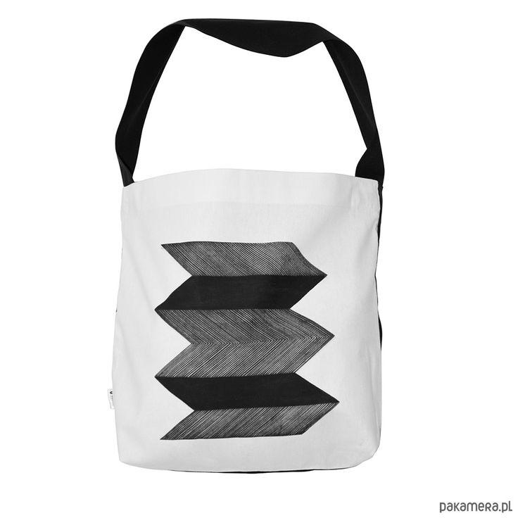 torby na ramię - unisex-TORBA B&W N°1