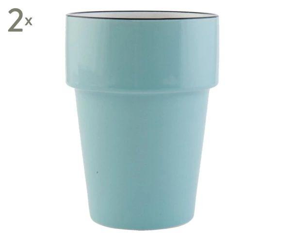 Kaffeebecher Michel, 2 Stück