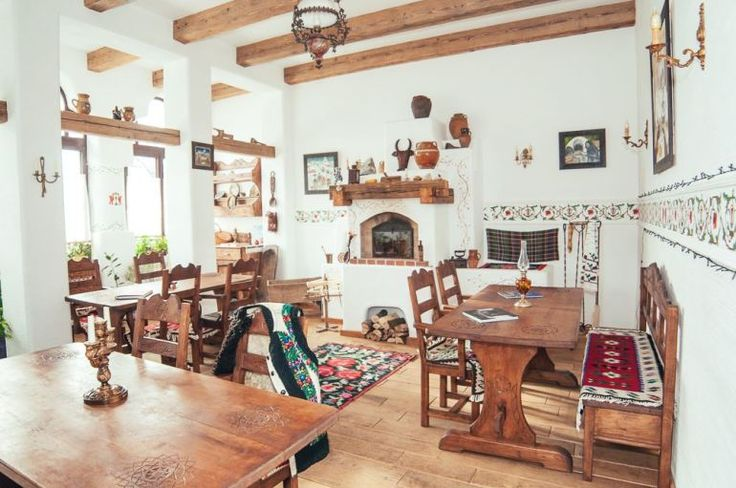 restaurant tranditional romanesc La Conac, Iasi, Romania