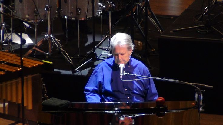 Brian Wilson's Pet Sounds 50th Anniversary Tour in Minneapolis, October, 2016. (Photo by Cynthia Shirk)
