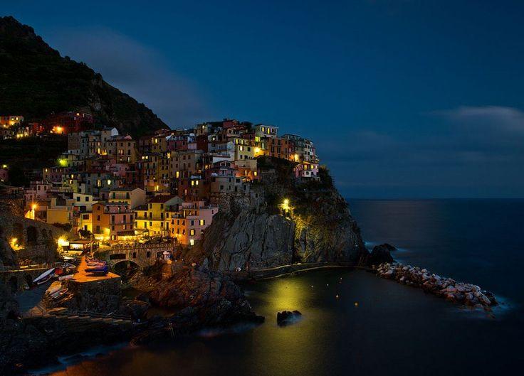POHLEDNICE MANAROLA – ITÁLIE (VOJTA HEROUT)