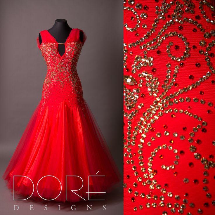 145 best Ballroom Dresses images on Pinterest   Dance, Dance ...