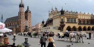 Rynek Główny w Krakowie http://apartamenty-florian.pl