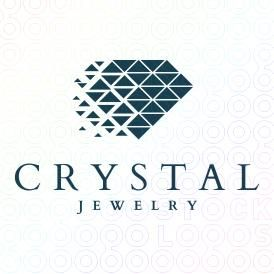 Crystal Jewelry logo