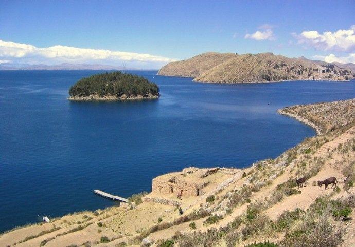Озеро Титикака - место исчезнувших цивилизаций