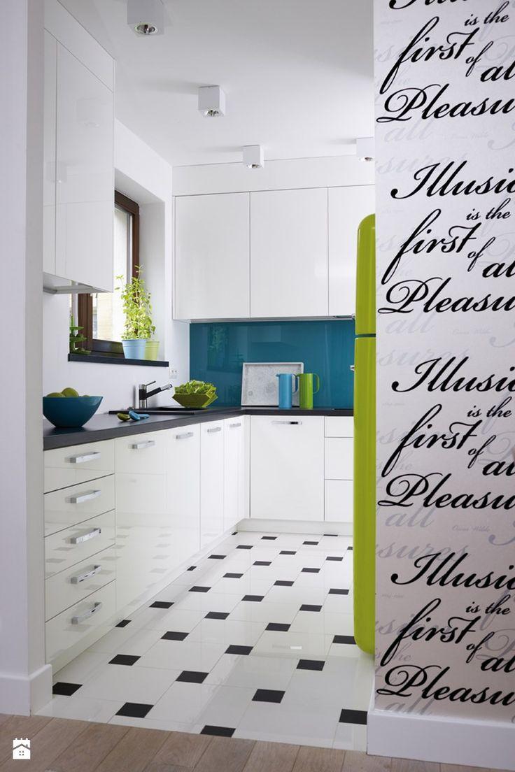 Kuchnia - Kuchnia, styl nowoczesny - zdjęcie od RED design