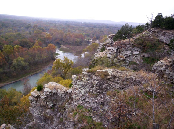 tahlequah oklahoma - near goats bluff. Check out Brigette ...