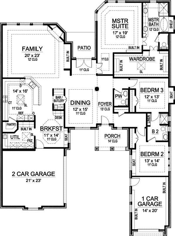 74 best House plans images on Pinterest