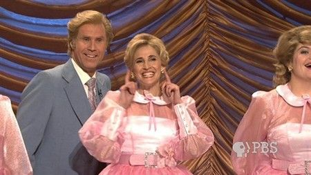 Probably one of the funniest SNL Clips of all time: The Lawrence Welk Show with Kristen Wiig & Will Ferrel :D