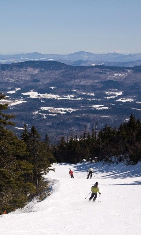 The 20 Best Ski Resorts in the U.S. and Canada