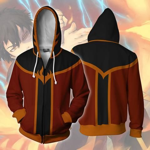 AVATAR 3D ARMOUR HOODIE- PRINCE ZUKO3D HOODIE. We offer the bestSUPERHEROESHoodies,T-ShirtsCOATS&JACKETSand otherClothing. Check out all of our3D HOODIESandAnime Products. Size: Size: S / M / L / XL / 2XL / 3XL / 4XL / 5XL (Asian Sizes) Material:Cotton,Polyester Collar: O-Neck Style: Novelty Cool 360 Design Pre-Shrunk 2-Way Stretch 100% Premium Microfiber Polyester. Please NOTE: Most of our products take 5-8 days to make...