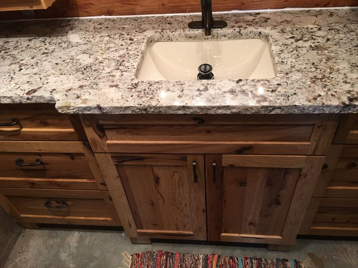 Alaskan White Granite With Chiseled Edge Burnished Bronze