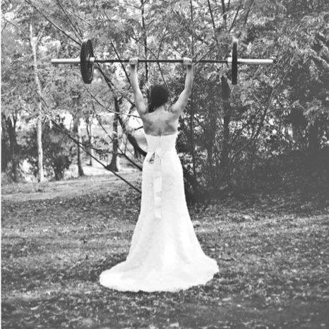 #CrossFit #wedding - love it@vanessa Lara