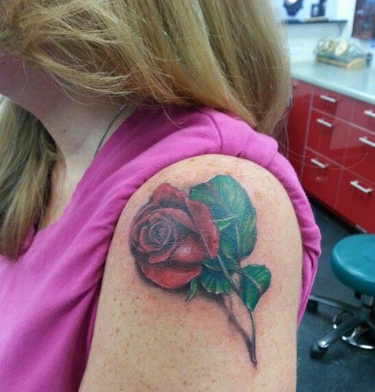 25 best ideas about 3d rose tattoo on pinterest purple for Three d nipple tattoos