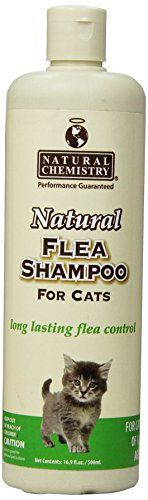 Natural Chemistry's Natural Flea & Tick Shampoo and Spray combines all natural botanical ingredients that work synergistically with one another to provide effective 100% natural & safe flea & tick p...